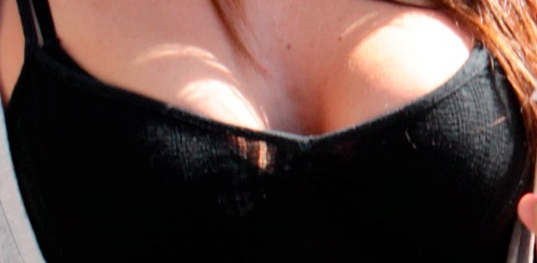 megan fox breast 3