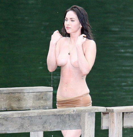 megan fox topless 3