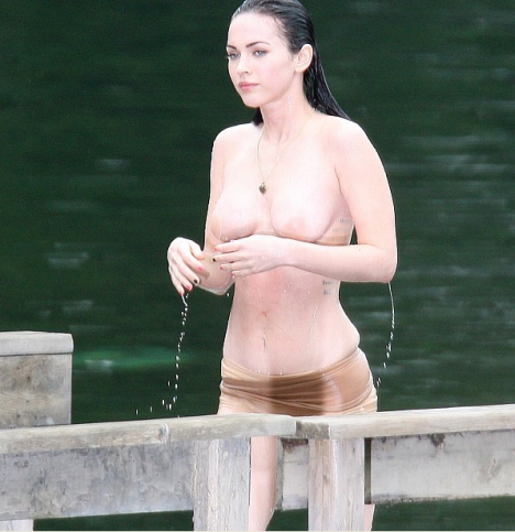 megan fox topless 6