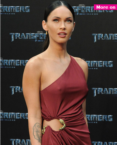 megan fox trans no bra nip 1