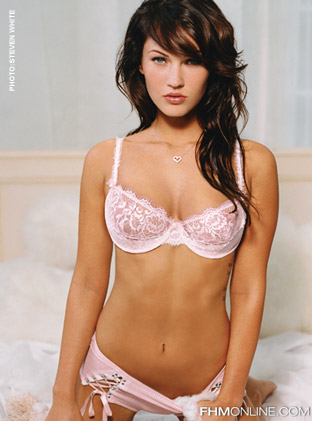 megan fox bra & panties 7