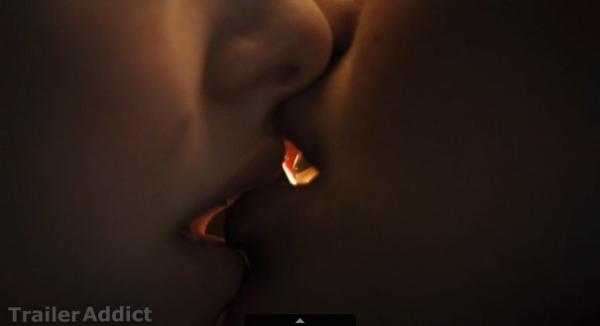 megan fox lesbian kiss 11